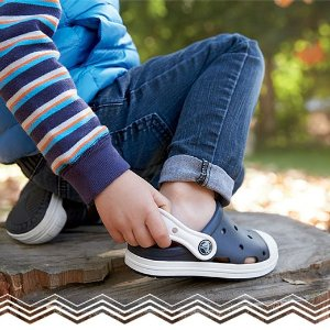 Ending Soon: 50% Off + Buy 2 Get Extra 15% OffSelect Kids Shoes @ Crocs