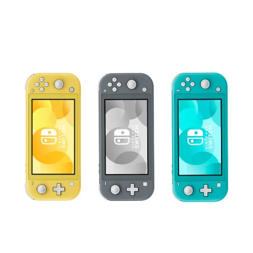 【新品抢鲜试】任天堂Switch Lite