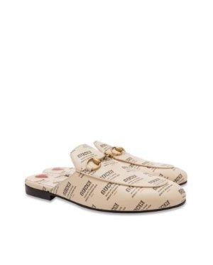 Gucci PrincetownStamp 穆勒鞋