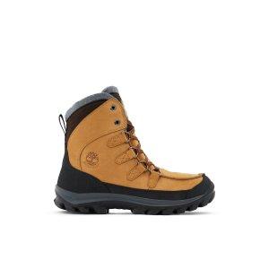 Timberland高帮冬靴
