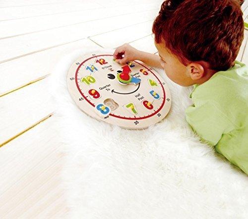 获奖早教时钟玩具