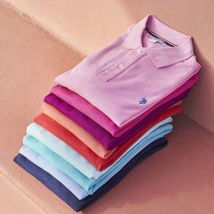 3 for $54 + Free ShippingU.S. Polo Assn Fashion Polo Shirts Sale