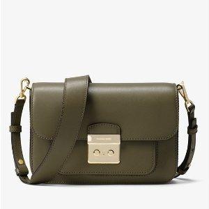 10ef11136859 Michael Kors Sloan Editor Tri-Color Logo and Leather Shoulder Bag · Michael  KorsSloan Editor Leather Shoulder Bag