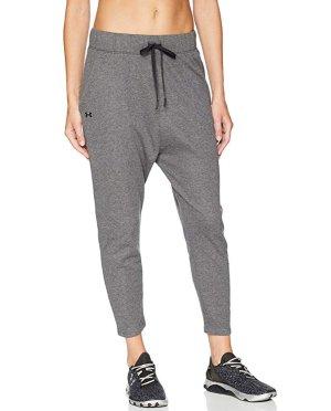 低至$14.8Under Armour  女款运动裤 3色可选