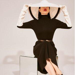 低至3折 吊带百褶裙$131Club Monaco 小裙子 连体衣专场 半身裙$59好价