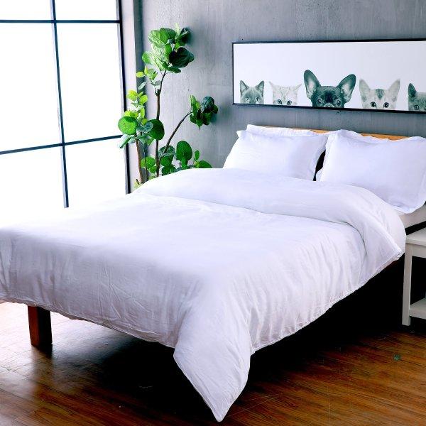 全棉被罩床品3件套多尺寸多色可选