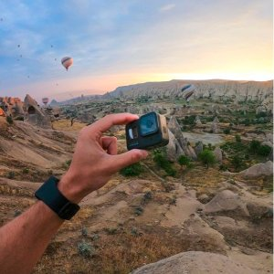 $499收新款GoPro 8 +可退税闪购:GoPro HERO7/8 Black 运动相机 出行神器