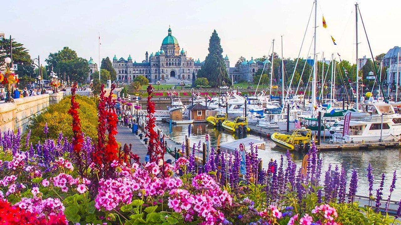加拿大维多利亚Victoria旅游攻略:必去的7个景点和9家餐厅介绍!(多图)