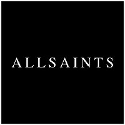 折扣区5折+叠8折 £17收短袖AllSaints 惊喜折上折上线 超美裙子、超酷皮衣都在线