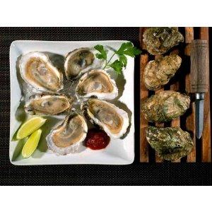 15% Off on Orders $150+Oysters - Live, Atlantic, Cherrystone Creek, Farmed, USA