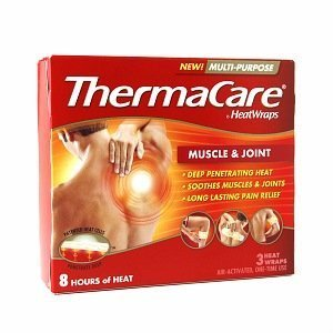 ThermaCare 多功效发热止痛贴 3片