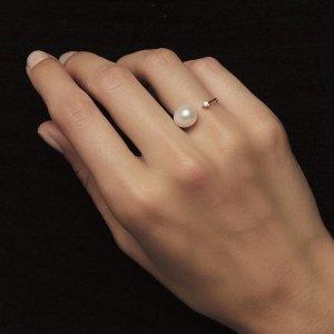 最高减$200+免邮Mizuki 小众珍珠饰品热卖 戴一颗珍珠就很美 520送给你优雅的Ta