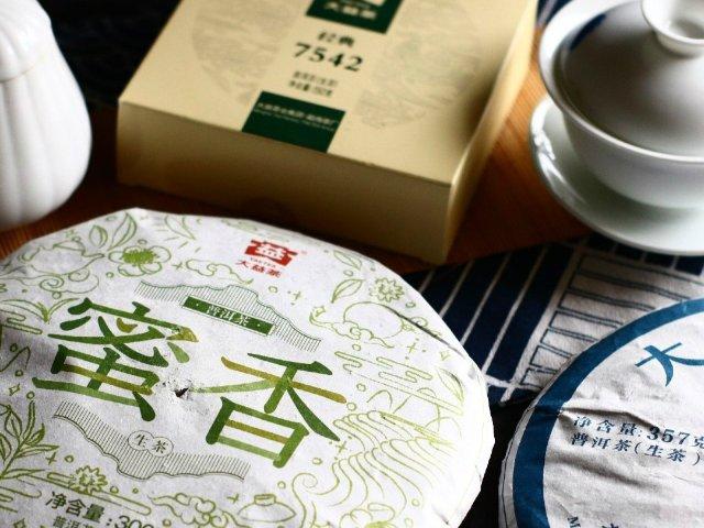 大益TAETEA普洱茶| 中国普洱...
