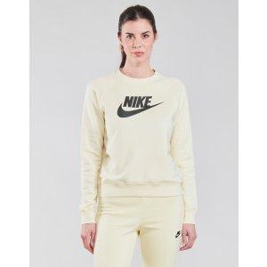 Nike奶油色logo卫衣
