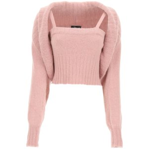 BlumarineRosa Antico 针织衫