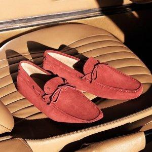 精选3折 $149 (原价$495)TOD's 明星乐福鞋热卖 给双脚贵族般宠爱 刘昊然也爱穿