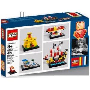 Sale区低至$1.98LEGO 乐高官网周年庆 满$125送60周年限量版LEGO一盒