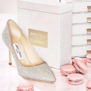 至高送$600礼卡 入超美渐变延长一天:Jimmy Choo 美鞋热卖 星星鞋码全