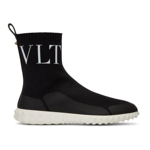 'VLTN' 袜子鞋