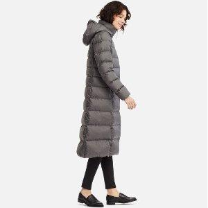 $99.9(原价$199.9)Uniqlo优衣库 长款超轻羽绒服促销