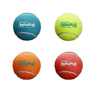 outward hound会叫的网球 4支装