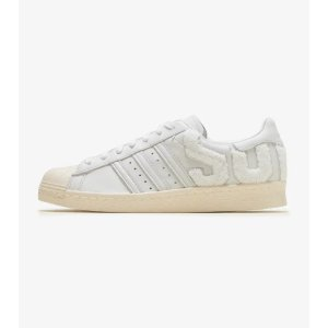 AdidasSuperstar 80's (White) - B37995 | Jimmy Jazz