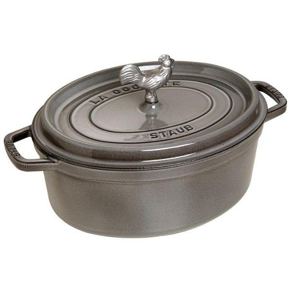 7.5-Quart 铸铁锅