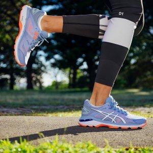 $62.98(原价$119.95)JackRabbit官网 ASICS GT-2000 7男女运动鞋促销
