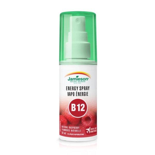 Jameison 维生素B12喷雾