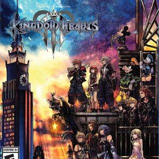 $19.99(原价$59.99)史低价:《王国之心3》PS4 / Xbox 实体版