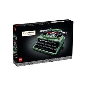 Lego复古打字机 21327