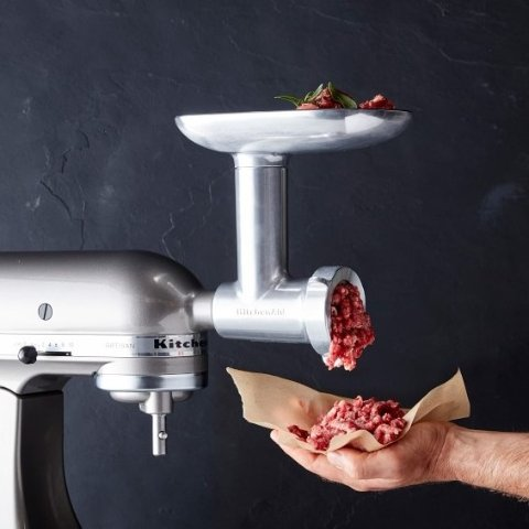 Up to 25% Off + 25% OffStand Mixer Attachments Sale