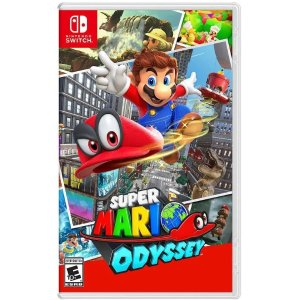 New Google Express Customers: Super Mario Odyssey (Nintendo Switch)