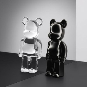 €65收藤原浩联名短袖BE@RBRICK 积木熊新款上线 最潮最IN的必备收藏摆件