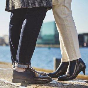 低至7.5折Ecco官网 折扣区男女美鞋、钱包、皮带等热卖