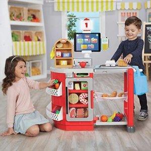 低至5.8折+包邮史低价:Little Tikes 儿童小厨房、户外充气蹦蹦滑梯等特卖