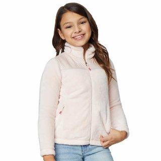 包邮 抓绒外套$7.6起白菜价:Costco网上 儿童服饰买五件省$12