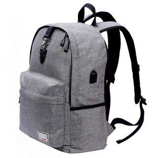 Laptop Backpack, Travel Computer Bag for Men & Women
