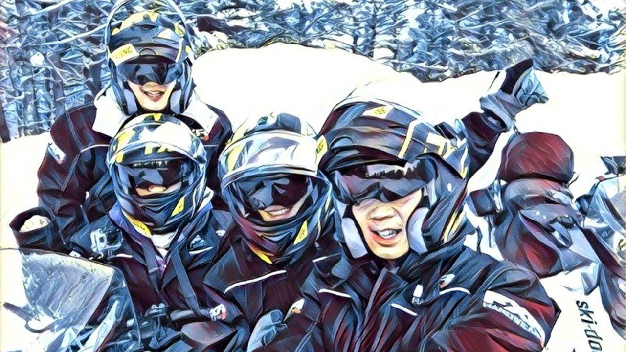 【冬季黄石+犹他滑雪】如何制定行程+7日行程的详细花销支出名目+订票tips