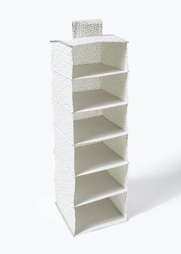 悬挂式衣柜收纳袋(90cm x 30cm x 30cm)