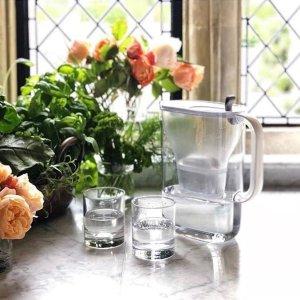 低至5折,随时随地轻松喝好水BRITA 精选滤水器限时大促,对抗英国的硬水必备