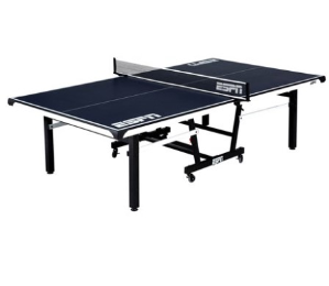35% Off + Free ShippingESPN Official Size Table Tennis Table with Table Cover