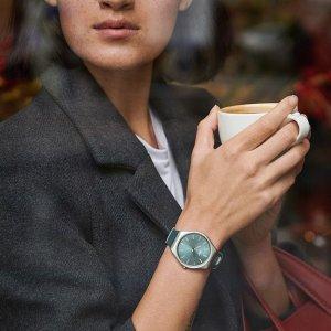 $129.94起+包邮Swatch Sistem51 系列时尚腕表特卖