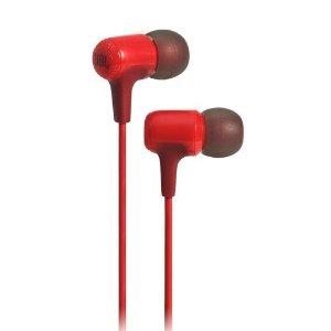 $9.47 (原价39.95)JBL E15 日常通勤 线控入耳式耳机 四色可选
