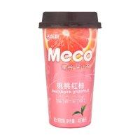 香飘飘 MECO 蜜谷果汁茶 桃桃红柚味 400ml