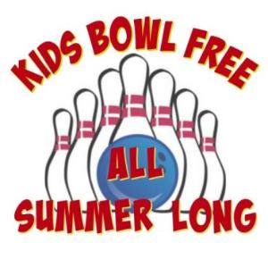 开始注册暑期免费少儿保龄球活动