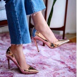 买一双第二双享6折ALDO 精选女士美鞋热卖 收平价替代款花瓣鞋