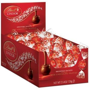 LindtLINDOR 牛奶巧克力松露巧克力60颗