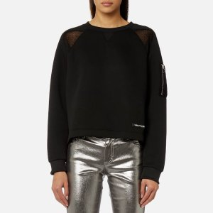 VersaceWomen's Sporty Sweatshirt - Black