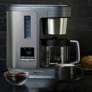 Calphalon - Special Brew 10-Cup Coffee Maker - Dark Stainless Steel